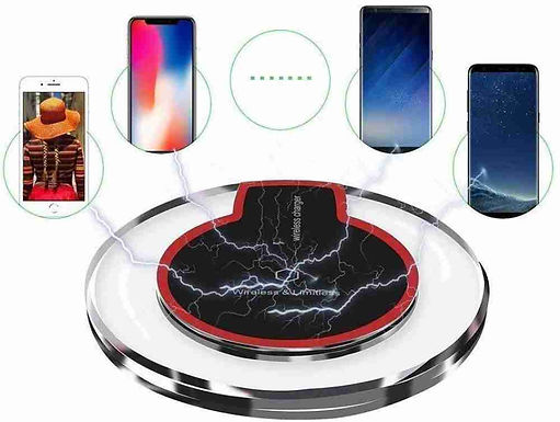 Wireless charger pad for iPhone