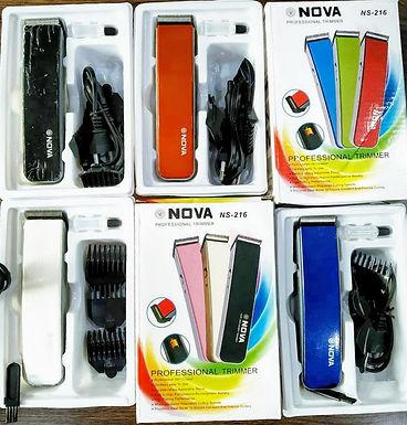 cordless usb trimmer for men