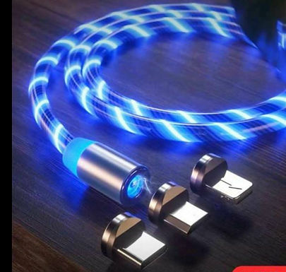 metel magnetic 360 X cable