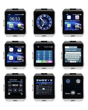 DZ09 smart watch with sim