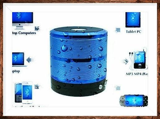 WS-887mini wireless bluetooth speaker