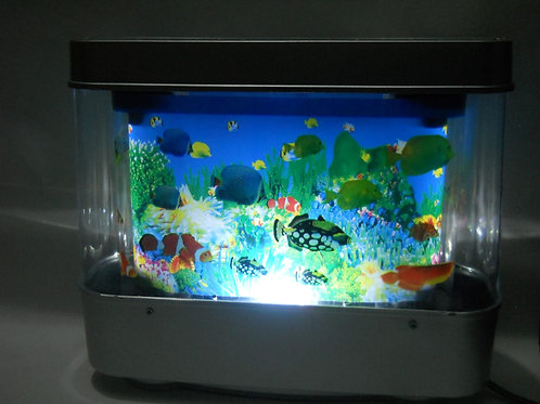 artificial fish aquarium