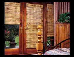 Woven Wood Royal