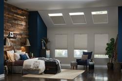 Sky light application Comfortex