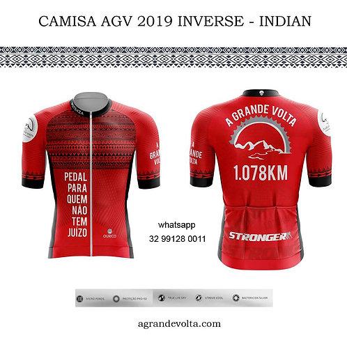 Camisa biker AGV INDIAN