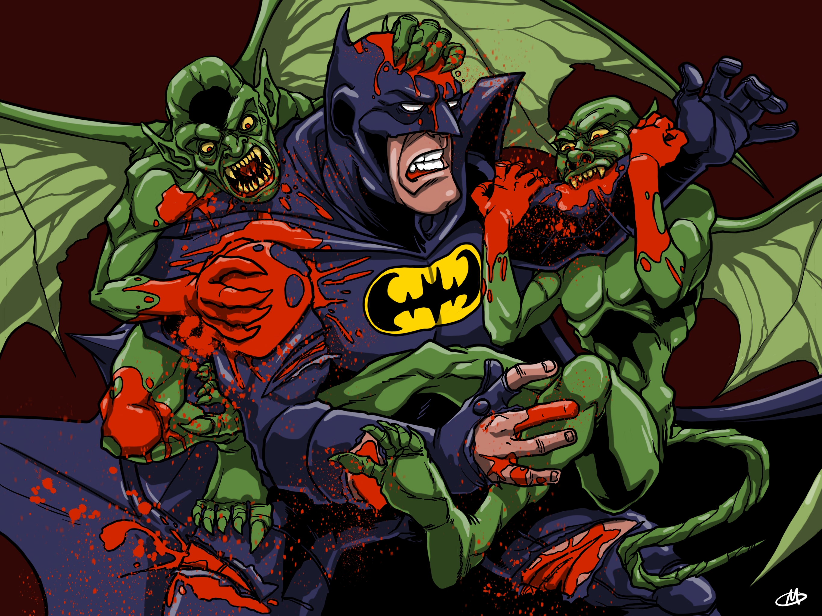 Batman_demons