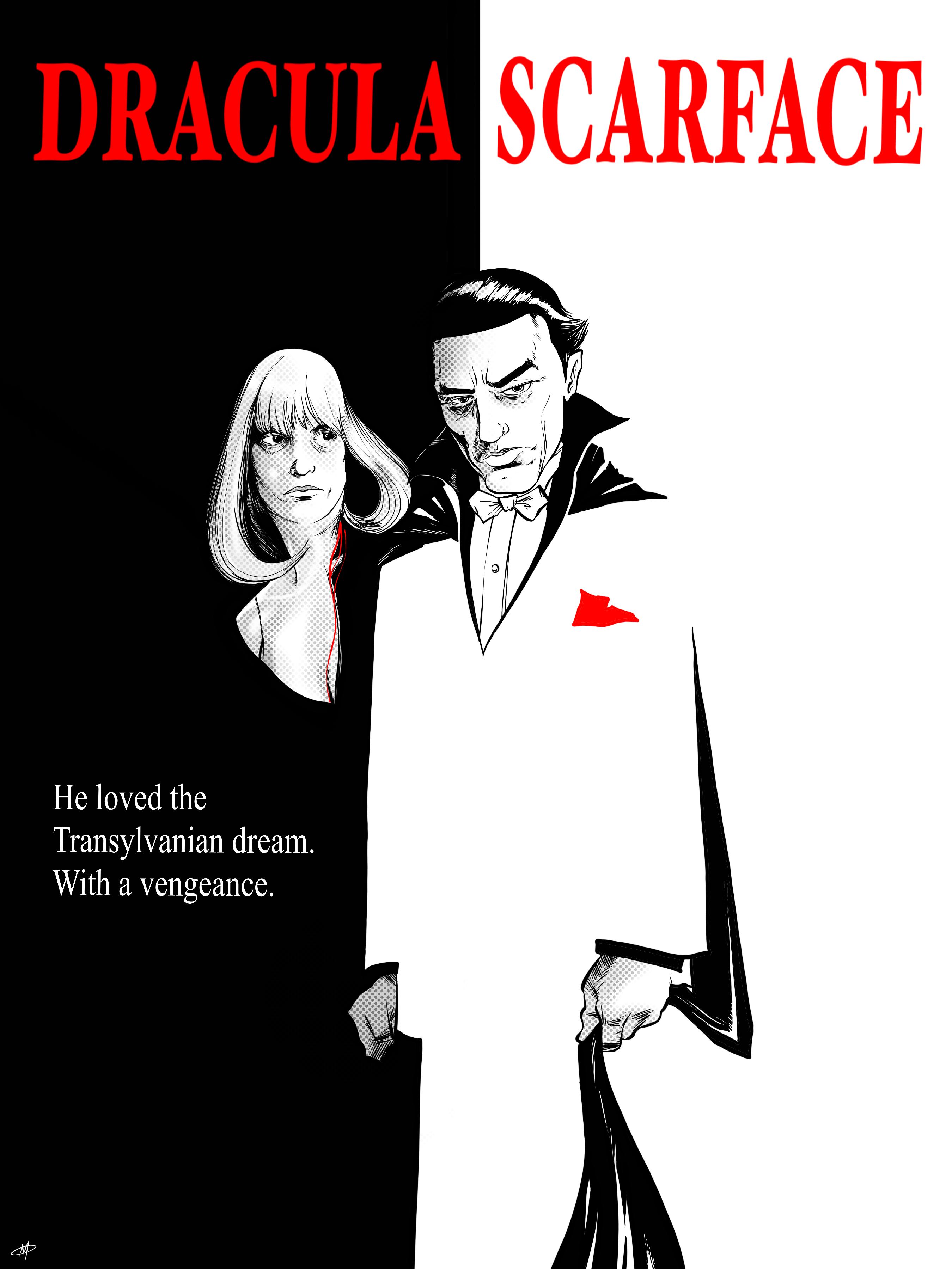 Dracula-Scarface