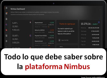 Todo lo que debe saber sobre la plataforma Nimbus