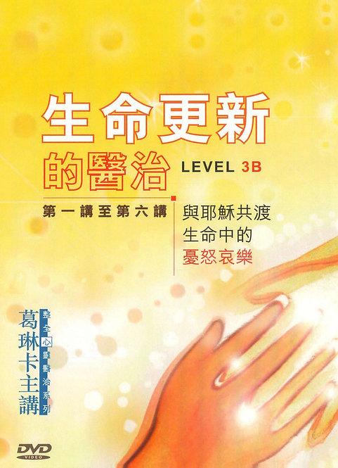 LEVEL 3B 生命更新的醫治(一至六講)