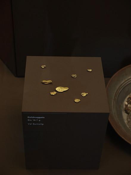 Goldnuggets aus Graubünden