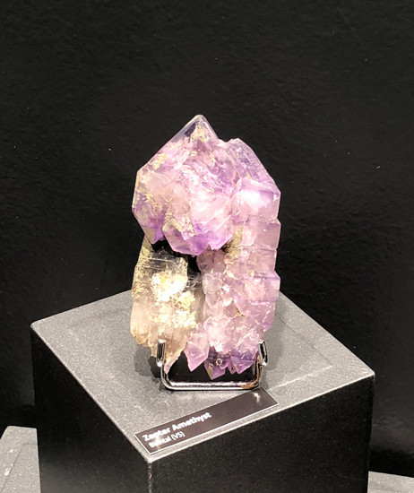 Zepter Amethyst, Binntal