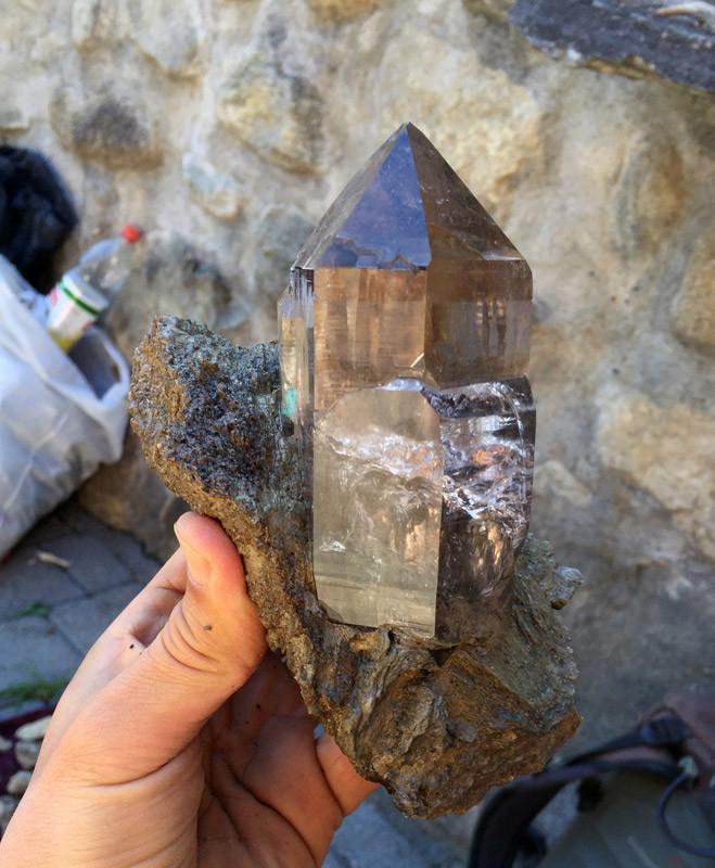 Strahlen_Cavradi_Bergkristall