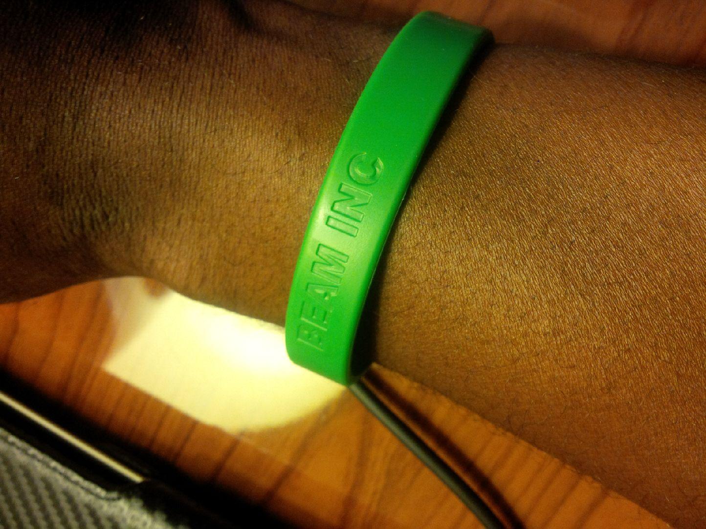 BEAM wrist band