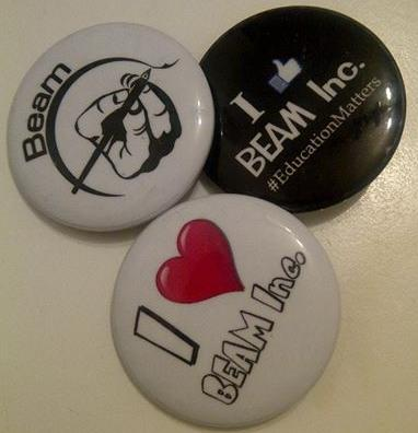 BEAM pins