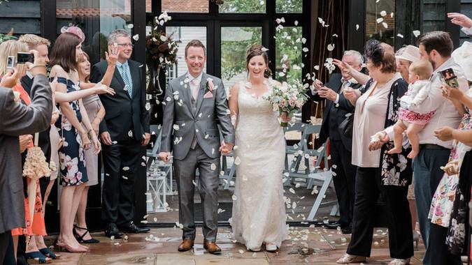 High House Wedding Photography    Amanda and Ben