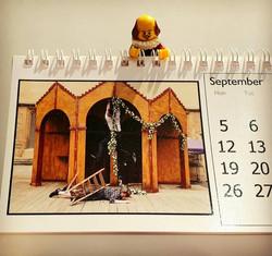 Day 29 - Mon 23rd Sept