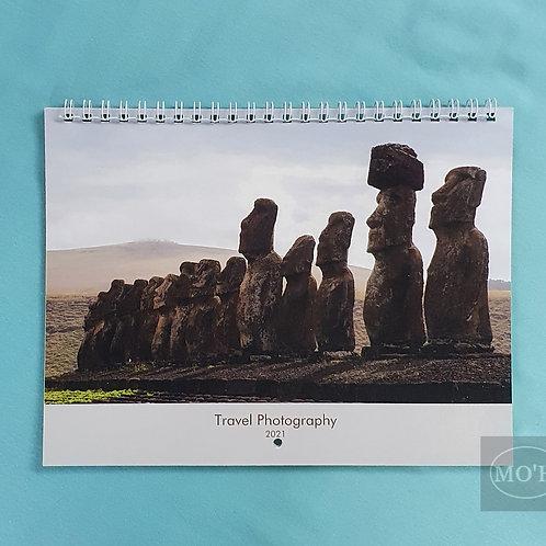 2021 Travel Photography Calendar