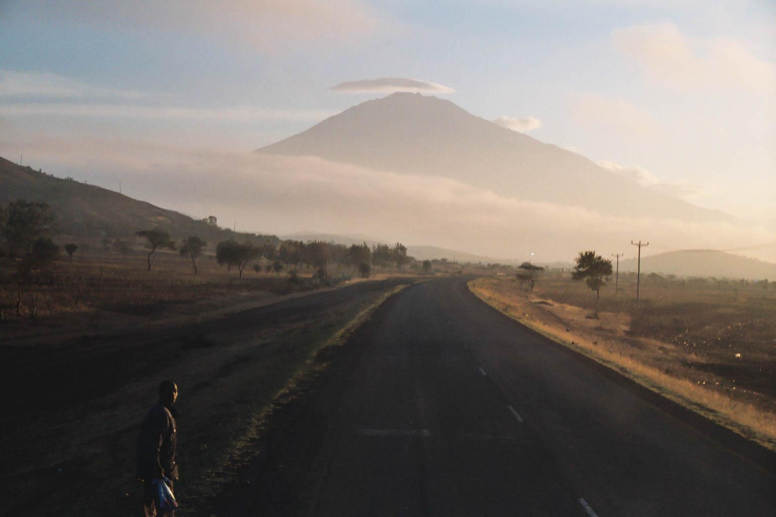 Mount Meru, Tanzanaia
