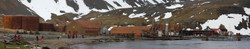Grytviken panoramic
