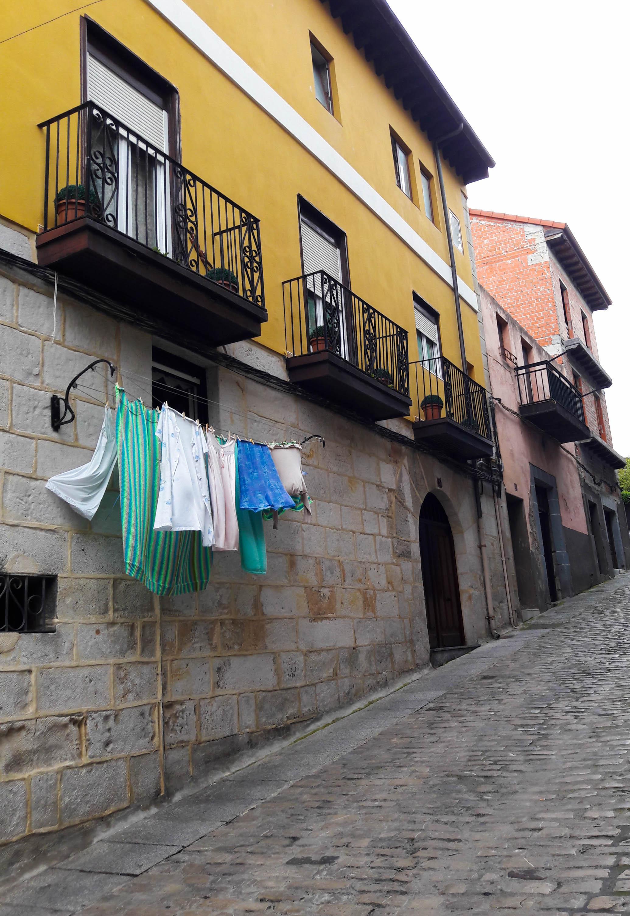 Santoña street