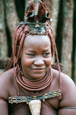 Himba woman, Namibia
