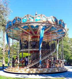 Carousel, Jardines de Pereda, Santander