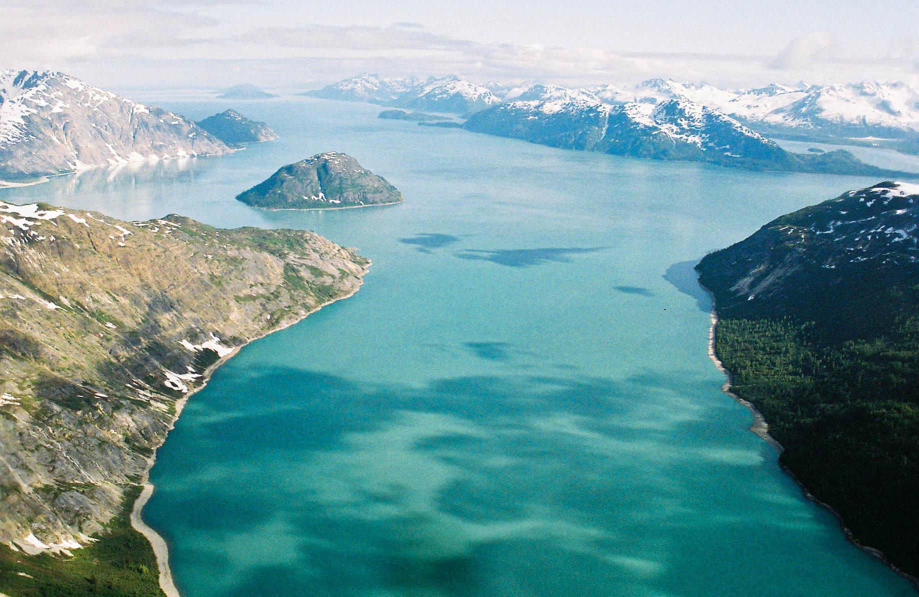Galcier Bay NP
