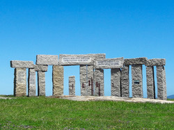 Monument to the prisoners shot on this spot during the Civil War, A Coruña, Galicia