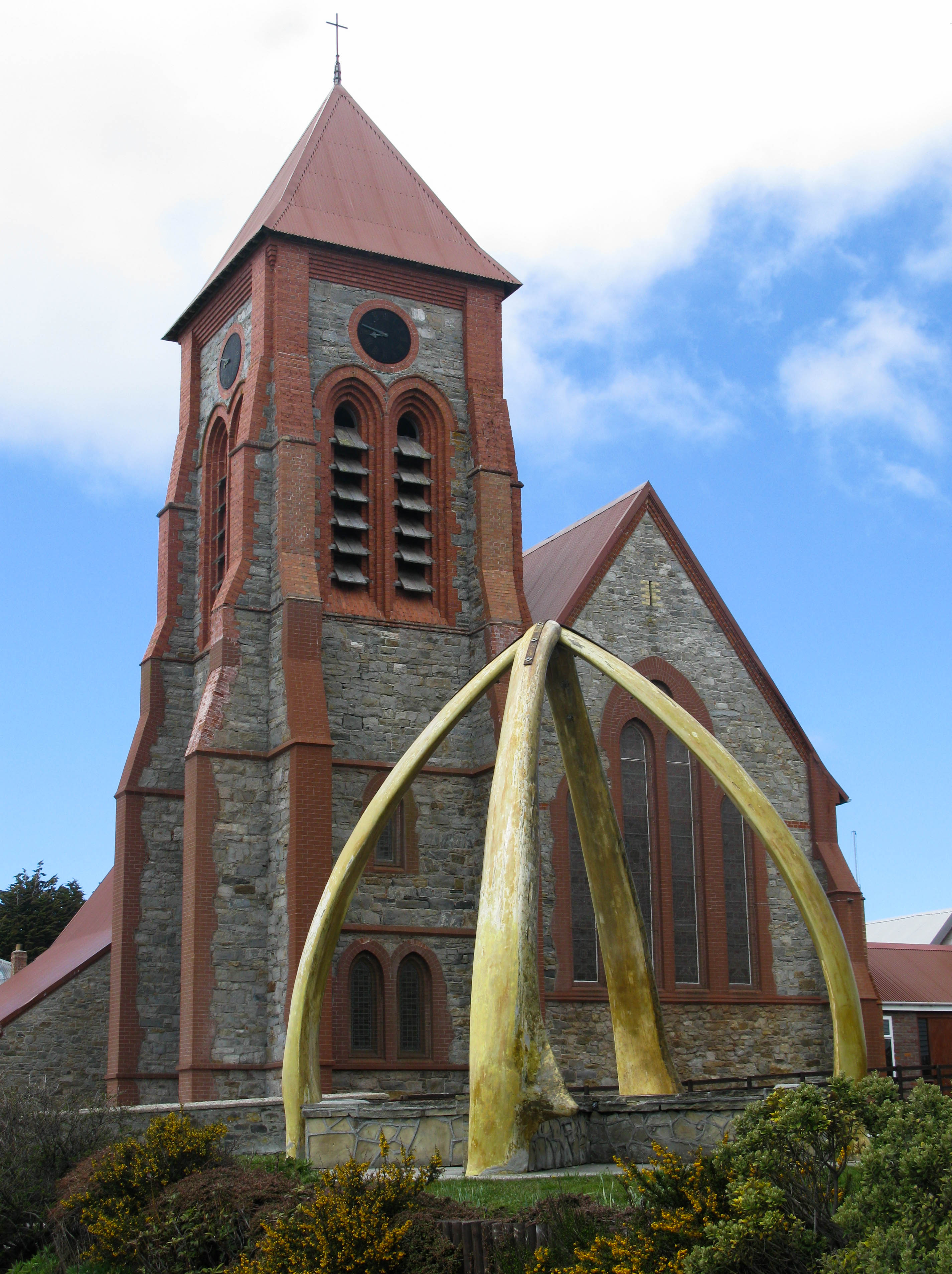 Christ Church Cathedral, The Falklands