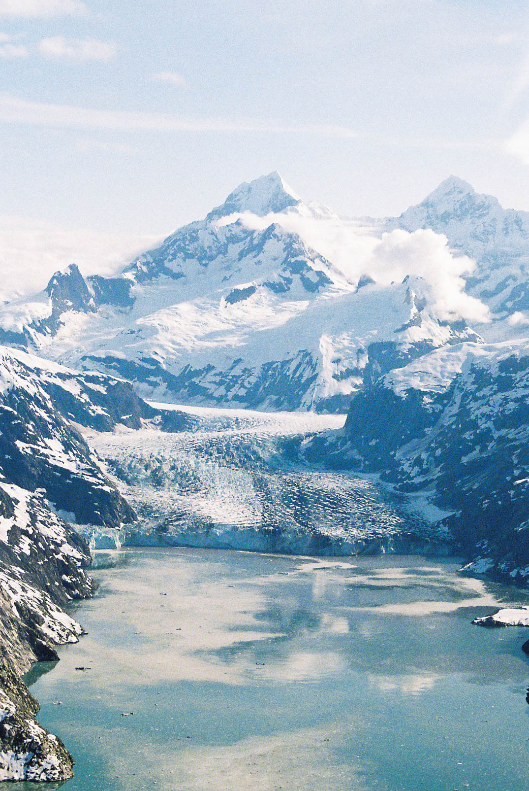 John Hopkins Glacier, Glacier Bay NP