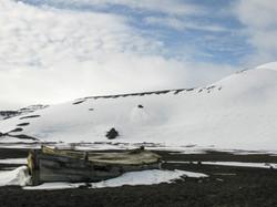 Jolles remains, Whaler's Bay, Deception Island
