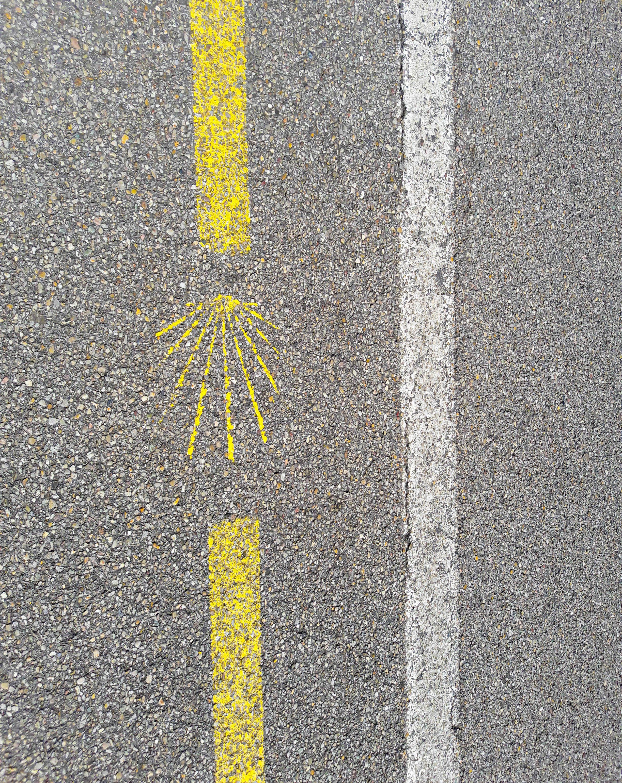 Highway waymarker