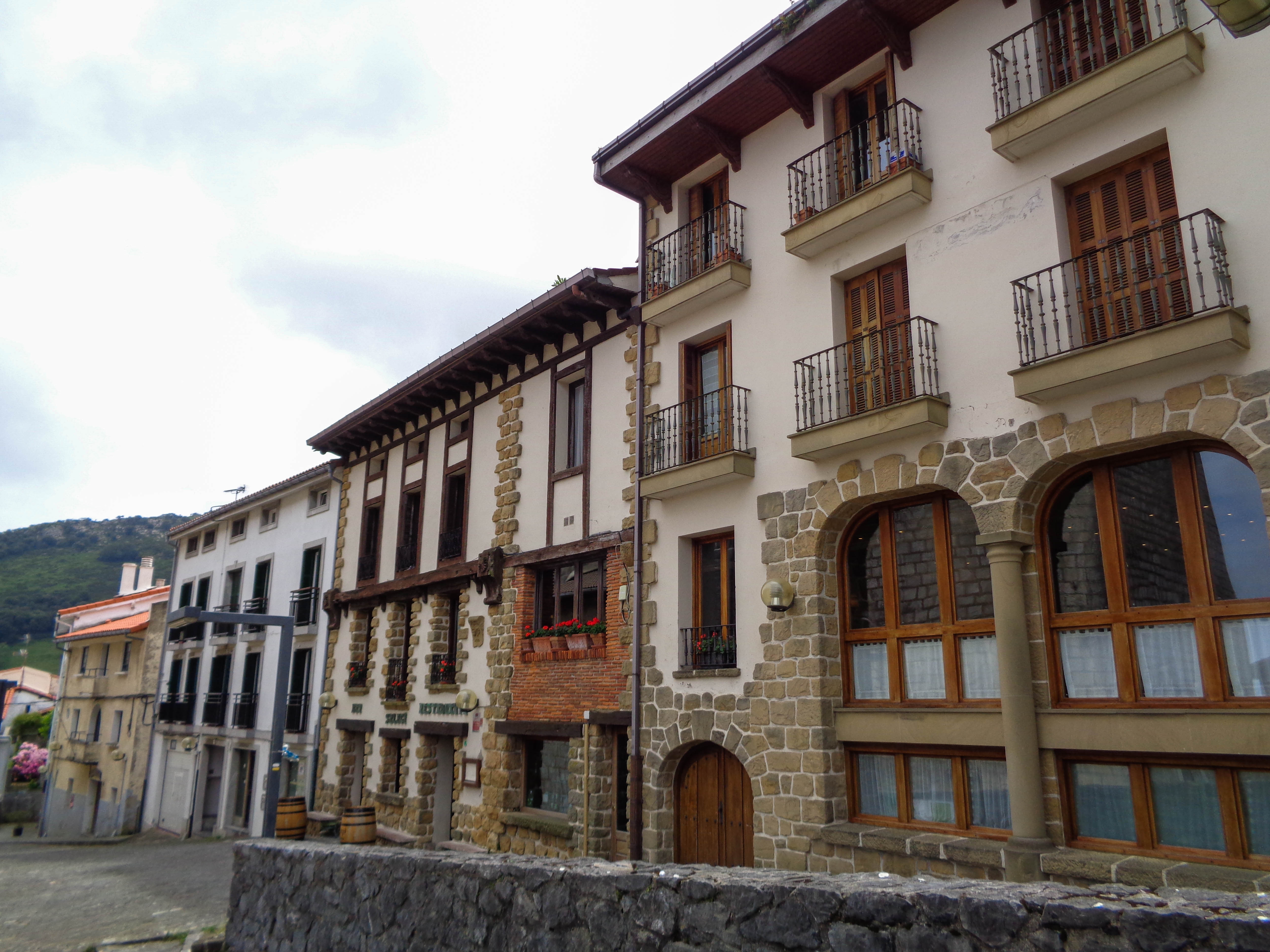 Itziar, Basque Country