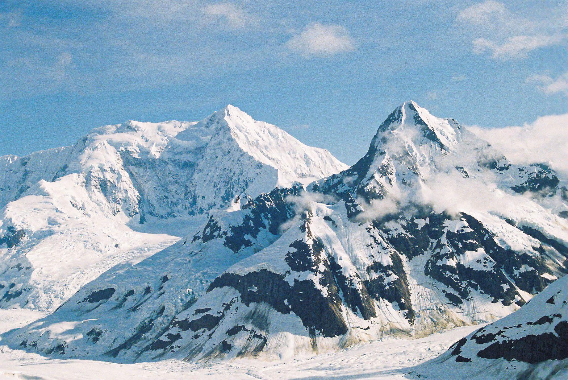 Mountains, Glacier Bay NP 2