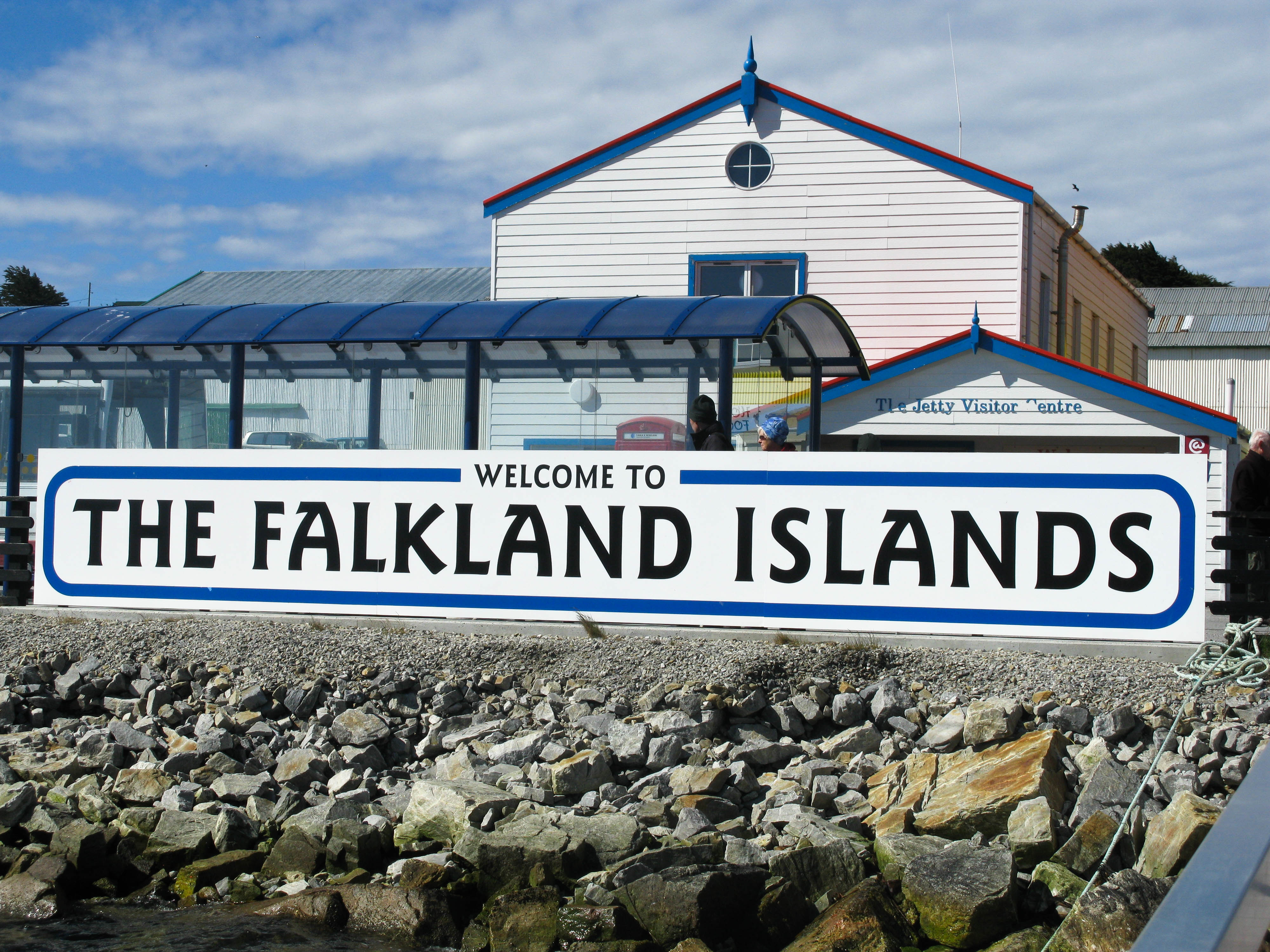 Welcome to The Falklands