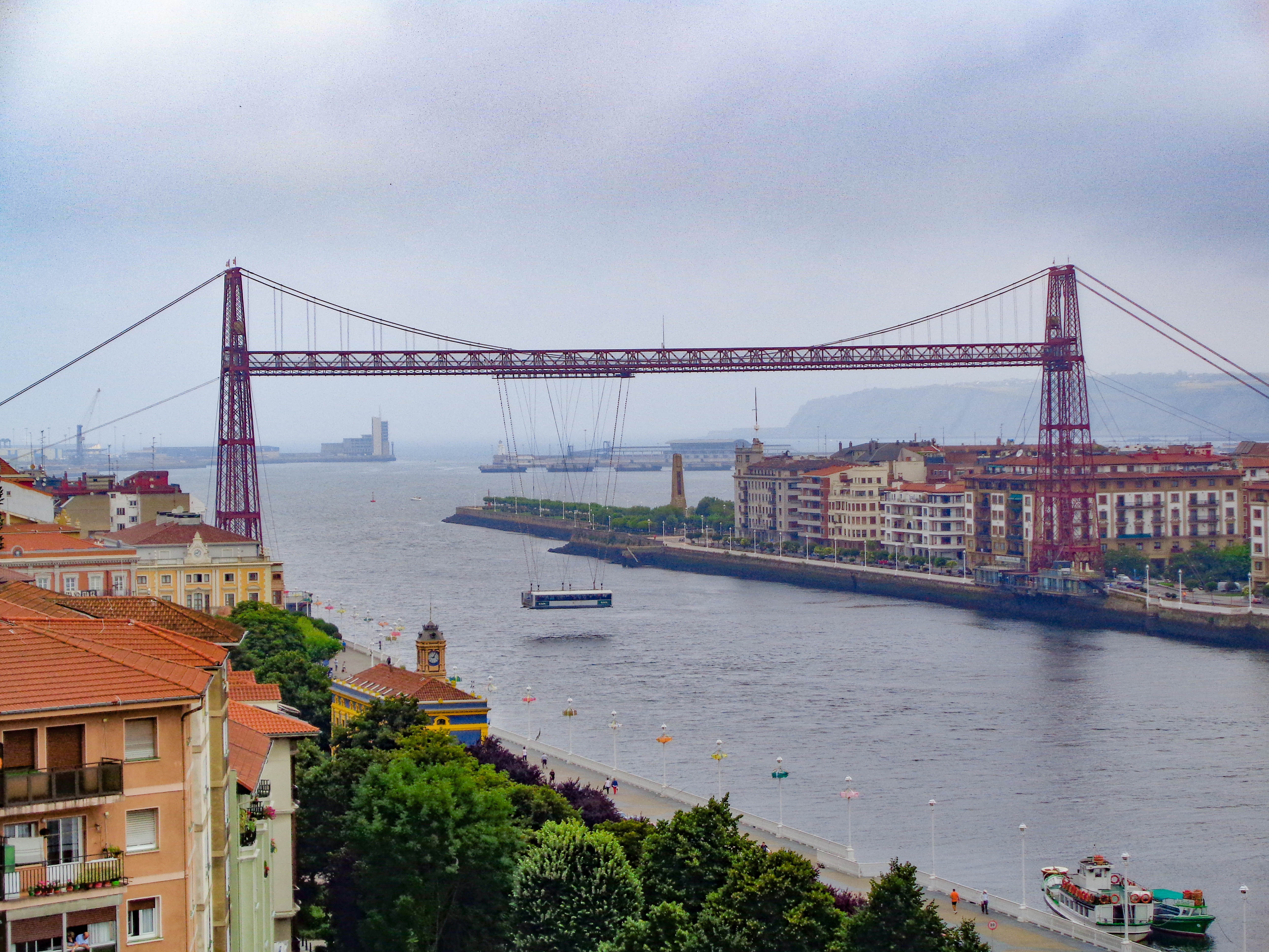 """""""Puente Colgante"""" (Vizcaya Bridge), Portugalete"""