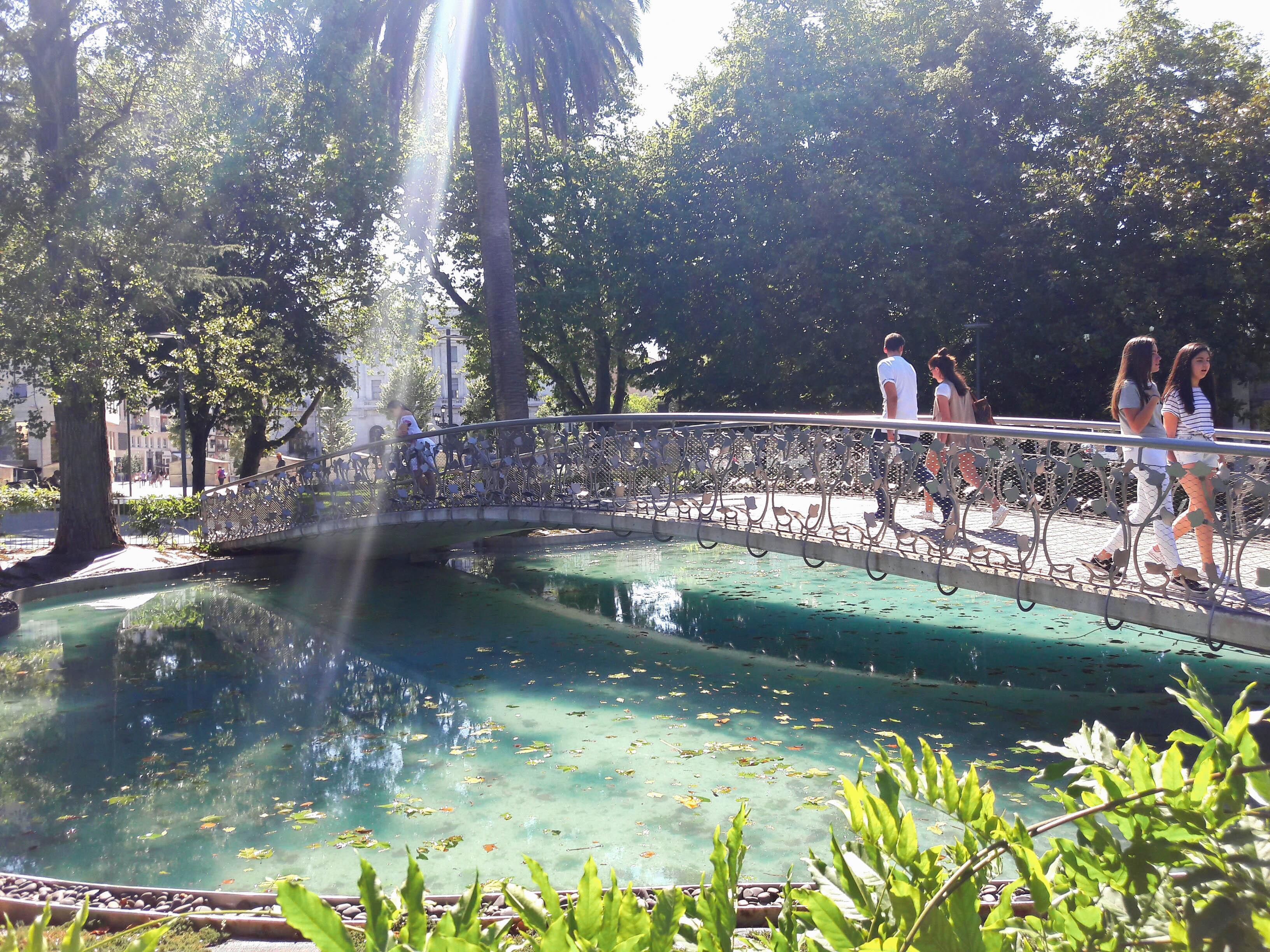 Jardines de Pereda, Santander