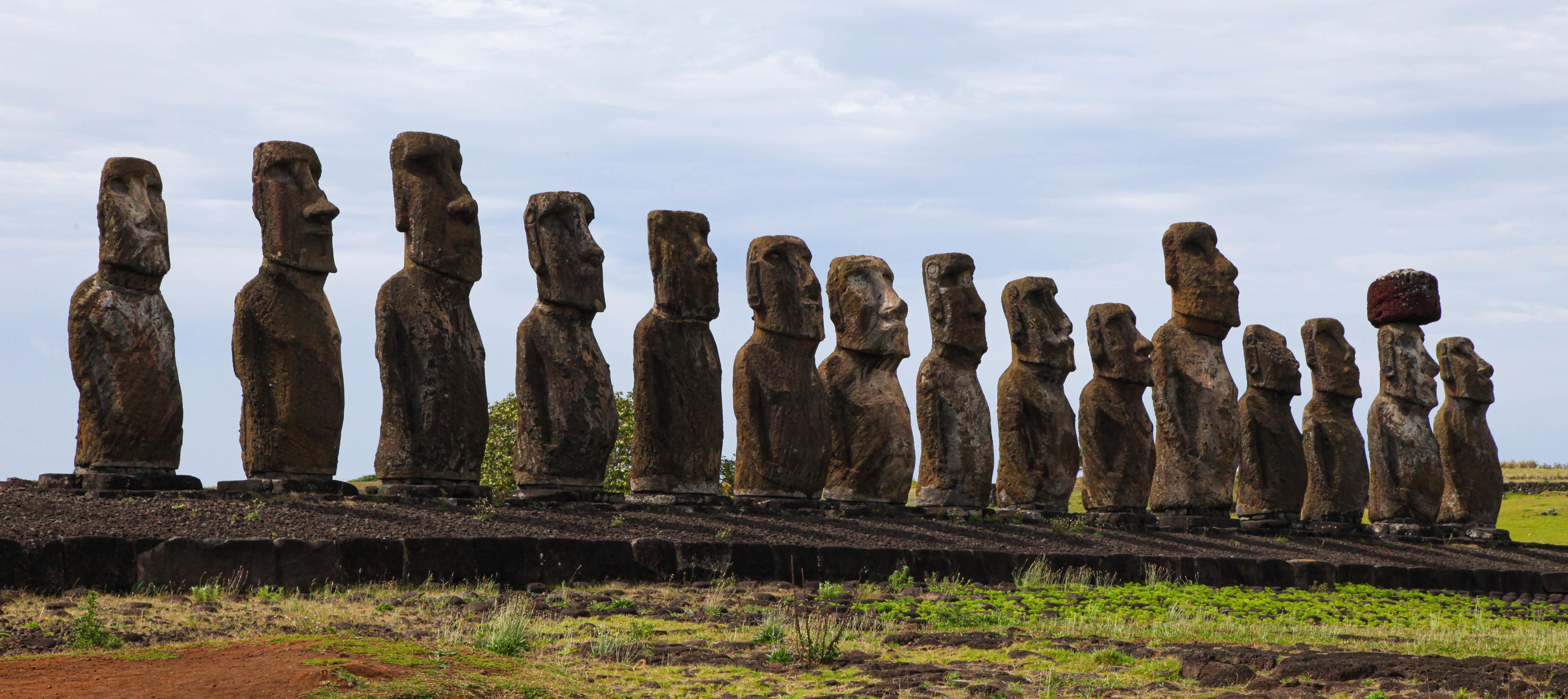 Ahu Tongariki, Rapa Nui (Easter Island)