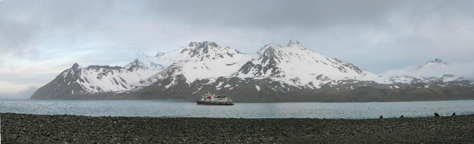 Shackleton panoramic