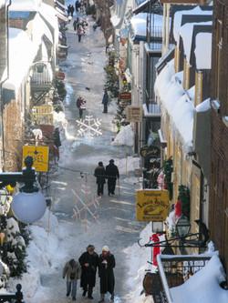 Québec street