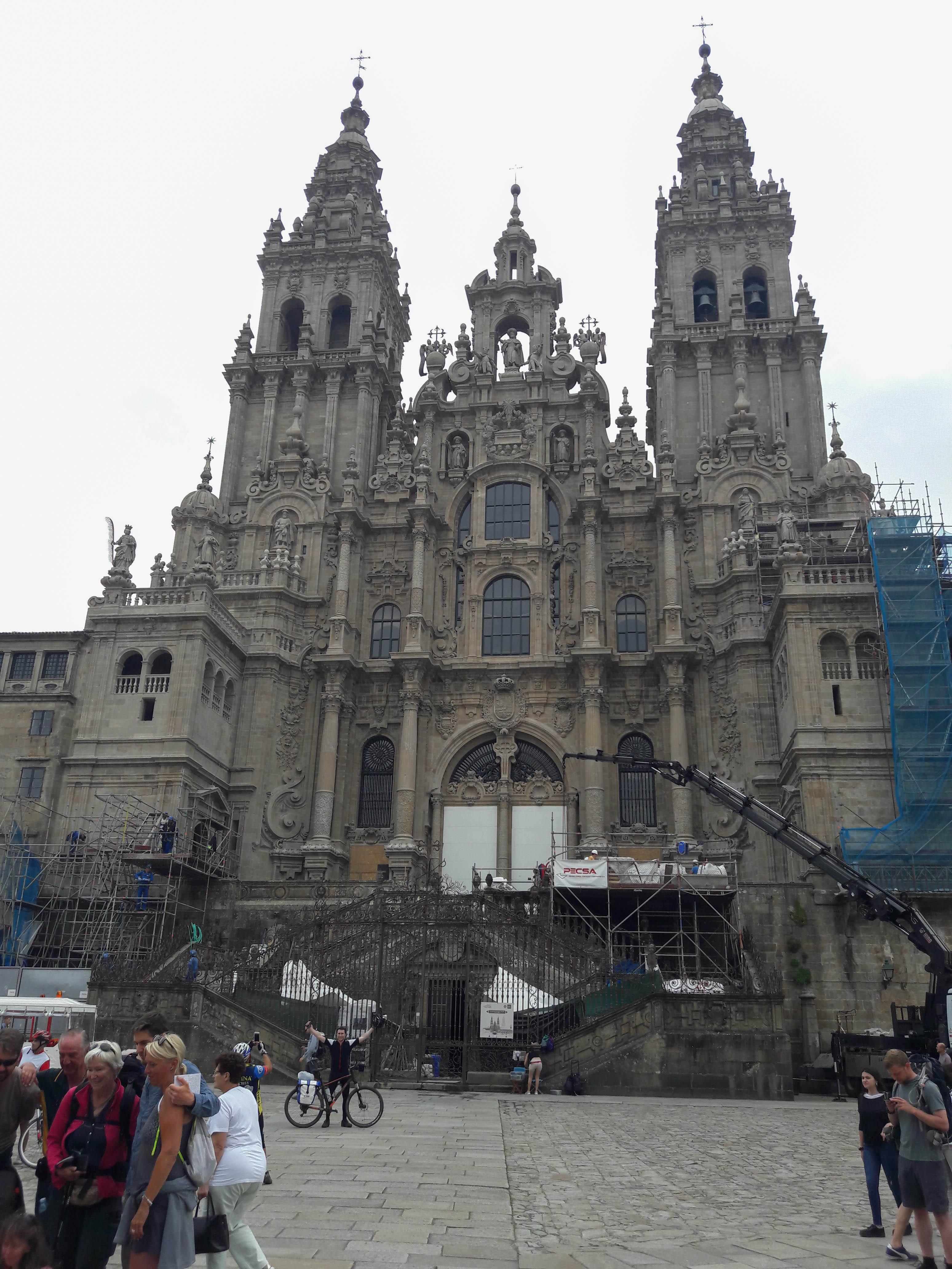 Catedral de Santiago de Compostela 1