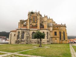 Church of Santa María de la Asunción, Castro-Urdiales