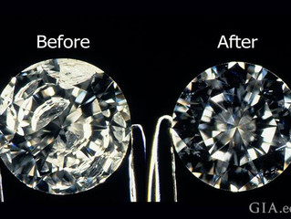 """Clarity Enhancements"" in the Diamond Market: Fracture Filling"