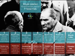 Büyük Liderleri Yöneticilerden Ayıran 7 Temel Fark