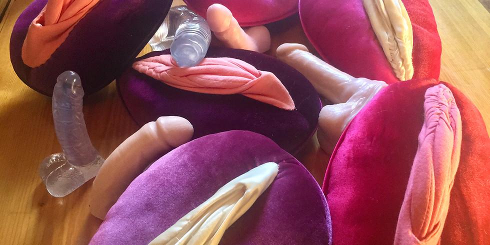 Atelier Praxis: Faire plaisir à une vulve et à un pénis