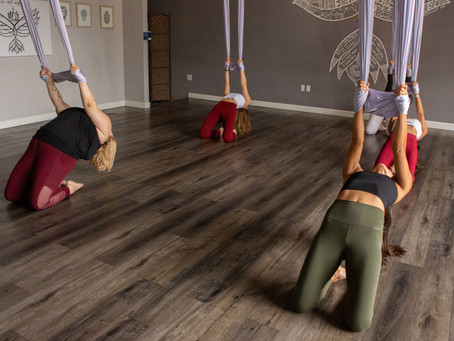 What Does Aerial Yoga Do For Me Anyway?