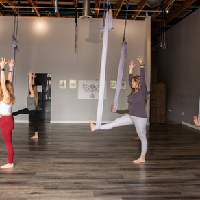 Bringing Meditation Into Your Aerial Yoga Practice