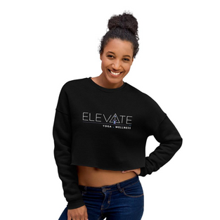 Elevate Cropped Sweatshirt