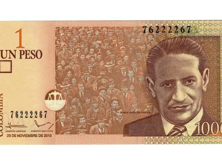 Nuevo peso colombiano