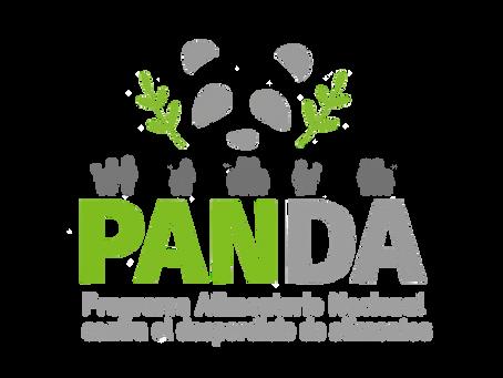Programa alimentario nacional contra el desperdicio de alimentos, PANDA